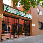 Instituto Municipal de Deportes en el Barrio Universidad. Foto: Manuel Lozano Garcia / La Cerca