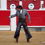 Diego Ventura - Su segundo toro - Corrida 15-09-17