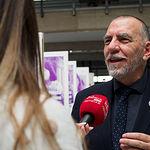 Joaquín Nieto, director de la Oficina de la Organización Internacional del Trabajo (OIT) en España. Foto: Manuel Lozano Garcia / La Cerca