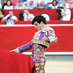 José Garrido - Primer toro - 10-09-16