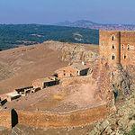 Torre del Homenaje del Castillo de Montizón.