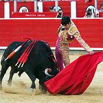 López Simón - Primer toro - Feria Taurina Albacete - 17-09-16 - Para web