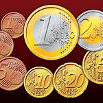La emisión de euros es autorizada por el Banco Central Europeo. Foto: Serie de las monedas de euro.