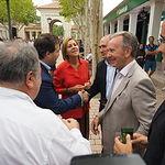 María Dolores Cospedal visita la Feria de Albacete 2017