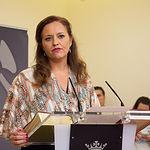 Pleno de investidura de Vicente Casañ como alcalde de Albacete, después del acuerdo de gobernabilidad entre PSOE y Ciudadanos
