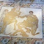 El Parque Arqueológico de Carranque posee una gran colección de bellos mosaicos.