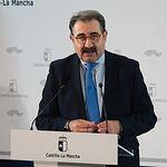 Jesús Fernández, consejero de Sanidad de la JCCM