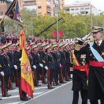 Desfile 12 de Ocubre 2019 - Día Fiesta Nacional - Foto Facebook Ministerio Defensa.