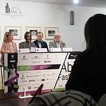 Presentación de AB Fashion. Foto: Manuel Lozano Garcia / La Cerca