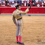 Feria taurina Albacete - Miguel Ángel Perera - Su segundo toro.