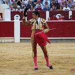 Fotos Feria Taurina - 17-09-18 - Miguel Ángel Perera - Segundo toro