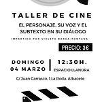 Taller de Cine.