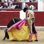 Pablo Aguado - Feria Taurina de Albacete. Foto: María Vázquez.