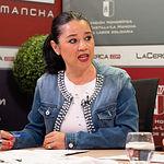 Pepi Sánchez Paños, presidenta de la Junta Directiva de la Asociación de Vecinos del barrio Carretas-Huerta de Marzo