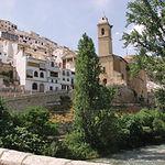 Alcalá del Júcar, en Albacete, una de las localidades más visitadas por los turistas que vienen a la provincia.