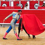 Enrique Ponce. Feria Taurina Albacete 2016