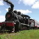 En 1854, tras la llegada del ferrocarril a España, el ingeniero inglés Mister Creen señala en Alcázar un nudo ferroviario de importancia. Desde entonces, el ferrocarril ha marcado la vida de los habitantes de la comarca.