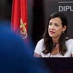 Raquel Ruiz, diputada de Turismo de la Diputación de Albacete. Foto: Manuel Lozano Garcia / La Cerca