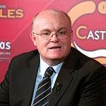 Pedro Antonio Ruiz Santos, presidente de la Diputación Provincial de Albacete.