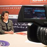 Reyes Estévez, consejera de Educación, Cultura y Deportes de la Junta de Comunidades de Castilla-la Mancha.
