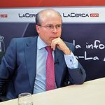 Javier López-Galiacho, presidente nacional de Amigos de los Teatros Históricos de España (AMIThE).