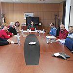 Reunión CERMI CLM. Archivo.