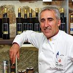 Adolfo Muñoz, todo un referente de la cocina toledana y uno de los grandes cocineros españoles.