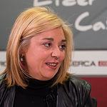 Toñi Pastrana, presidente de la Asociación de Mujeres Empresarias de Albacete (AMEPAP)