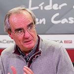 Juan Manuel de la Cruz, director de la Biblioteca Pública del Estado en Albacete
