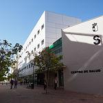 Centro de Salud del barrio Universidad. Foto: Manuel Lozano Garcia / La Cerca