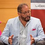Ángel González Puértolas, secretario del club de abonados de la Plaza de Toros
