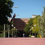 Campus Universitario de la Universidad de Castilla-La Mancha en Albacete. Foto: Manuel Lozano Garcia / La Cerca