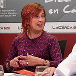 Lola Gómez Cerdán, del Grupo de Amigos por la República Antonio Machado