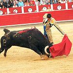 Paco Ureña - Su segundo toro-6 - Feria Taurina Albacete - 14-09-16 - Para web