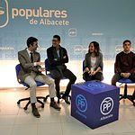 I Jornadas Taurinas - Partido Popular Albacete - 20-01-18