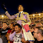 Sebastián Castella - Feria Taurina de Albacete. Foto: Javier Guijarro.