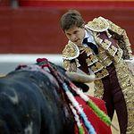 El sábado, 17 de septiembre, la Feria Taurina de Albacete 2016 tendrá su 'broche de oro' con El Juli (en la imagen de archivo), López Simón y Roca Rey, con toros de la ganadería de Daniel Ruíz.