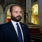 José Manuel Hernández, presidente de la Junta de Cofradías de la Semana Santa de Albacete