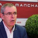 Vicente Aroca, presidente del PP de Albacete. Foto: Manuel Lozano Garcia / La Cerca