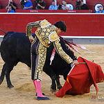 Roca Rey - Su segundo toro - Corrida 15-09-17