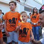 """El alcalde felicita al 'Reto de Pablo' por """"remover conciencias"""" y recaudar fondos para la investigación contra el cáncer infantil"""