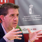 Santiago Cabañero Masip, cabeza de lista a las Cortes de Castilla-La Mancha por el PSOE en Albacete