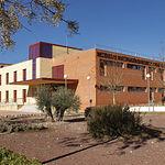 Sede del Instituto de Investigación en Recursos Cinegéticos (IREC), en el campus universitario de Ciudad Real.