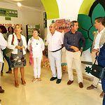 Santiago Cabañero continúa la ronda de visitas a asociaciones y colectivos presentes en la Feria de Albacete