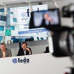 Presentación del libro del 40 Aniversario de FEDA