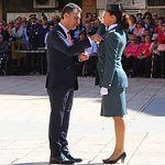 El subdelegado del Gobierno destaca el papel vertebrador de la Guardia Civil en el mundo rural