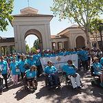 Acto del Día de la Discapacidad en la Feria de Albacete 2017