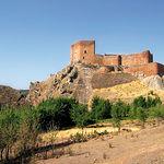 Panorámica del Castillo de Montizón.