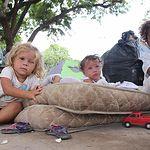 ACNUR - REFUGIADOS. Niños venezolanos.