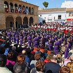 Semana Santa El Bonillo (Albacete - Reunión de cofradías.